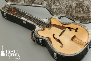Yamaoka Archtop Guitars NY-5 NAT 2010`s (9).jpg